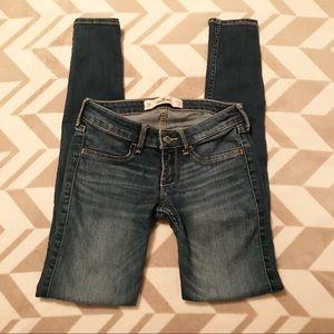 Hollister Stretch Skinny Jeans 0R